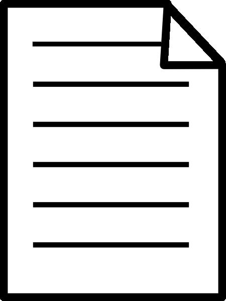 document-clipart-9iRRbd7ET